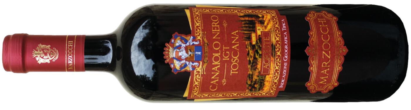 Agreste Canaiolo Vino Rosso IGT Toscano Marzocchi Montefoscoli